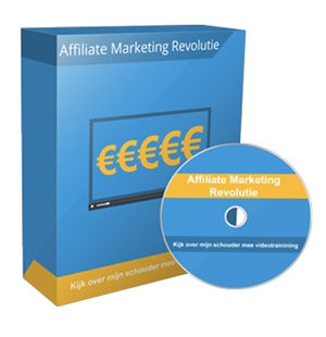 Affiliate Marketing Revolutie cover